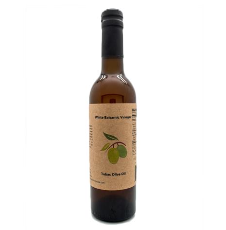 White Balsamic Vinegar, 375ml. Bottle