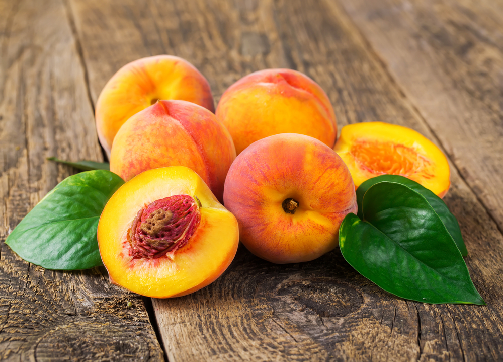 Summer Peach Fruit Vinegar, Case of 12 375mL Bottles